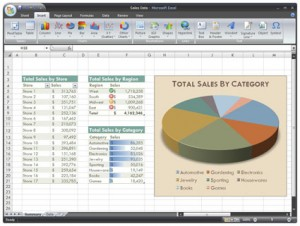 Financial Modelling with Excel 2003/2007 with NIexceltraining and Mullan Trainin