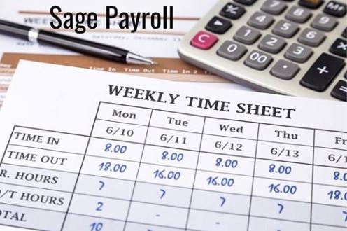 Sage Payroll L2
