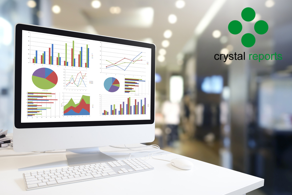 Crystal Reports with Baner logo 1